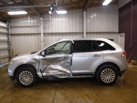 2012 Lincoln MKX for sale at East Coast Auto Source Inc. in Bedford VA