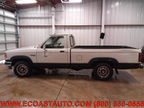1989 Ford Ranger for sale at East Coast Auto Source Inc. in Bedford VA