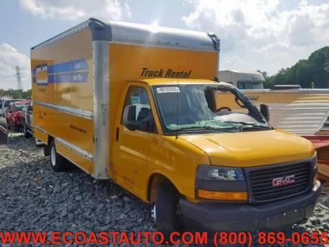 2018 GMC Savana Cutaway for sale at East Coast Auto Source Inc. in Bedford VA