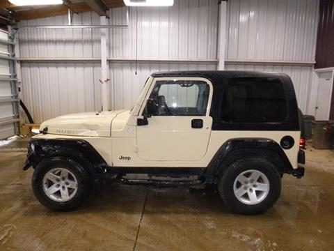 2004 Jeep Wrangler for sale at East Coast Auto Source Inc. in Bedford VA