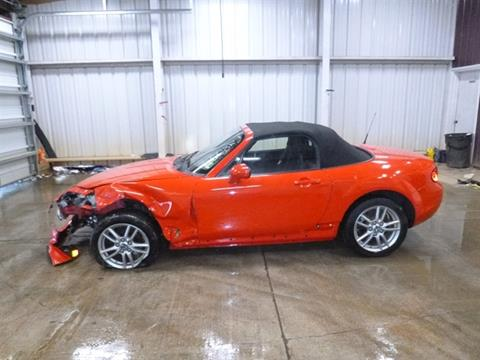 2014 Mazda MX-5 Miata for sale at East Coast Auto Source Inc. in Bedford VA