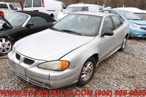 2005 Pontiac Grand Am for sale at East Coast Auto Source Inc. in Bedford VA