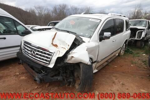 2010 Infiniti QX56 for sale at East Coast Auto Source Inc. in Bedford VA