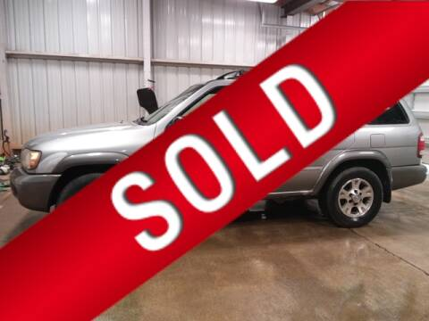 2000 Nissan Pathfinder for sale at East Coast Auto Source Inc. in Bedford VA
