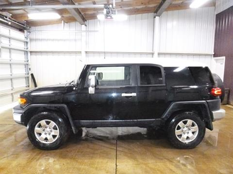 2007 Toyota FJ Cruiser for sale at East Coast Auto Source Inc. in Bedford VA