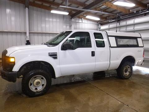 2008 Ford F-250 Super Duty for sale at East Coast Auto Source Inc. in Bedford VA