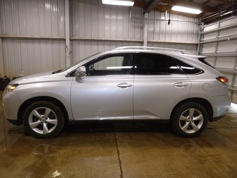 2013 Lexus RX 350 for sale at East Coast Auto Source Inc. in Bedford VA
