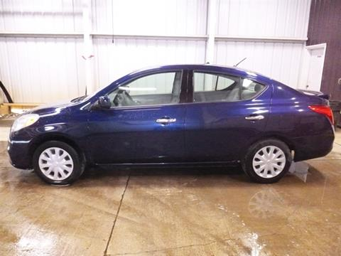 2014 Nissan Versa for sale at East Coast Auto Source Inc. in Bedford VA