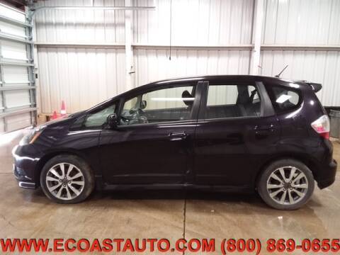 2013 Honda Fit for sale at East Coast Auto Source Inc. in Bedford VA