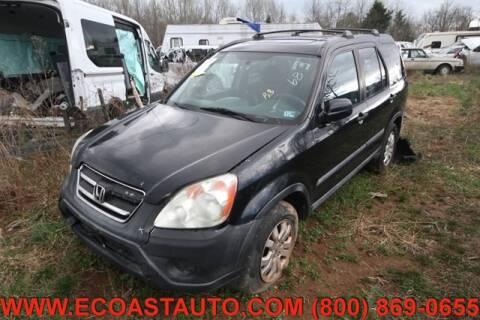 2006 Honda CR-V for sale at East Coast Auto Source Inc. in Bedford VA