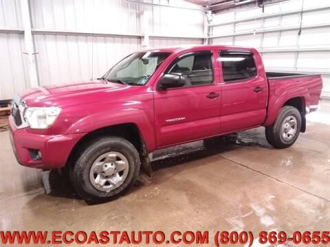 2013 Toyota Tacoma for sale at East Coast Auto Source Inc. in Bedford VA