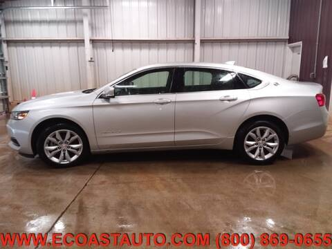 2017 Chevrolet Impala for sale at East Coast Auto Source Inc. in Bedford VA