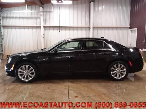 2016 Chrysler 300 for sale at East Coast Auto Source Inc. in Bedford VA