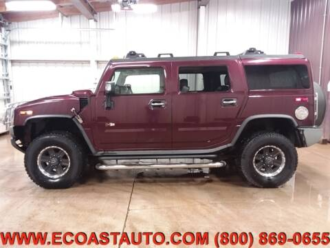 2006 HUMMER H2 for sale at East Coast Auto Source Inc. in Bedford VA