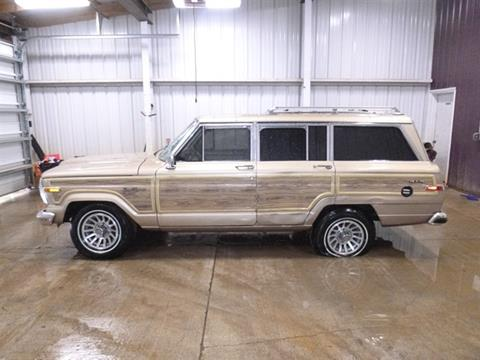 1989 Jeep Grand Wagoneer for sale in Bedford, VA
