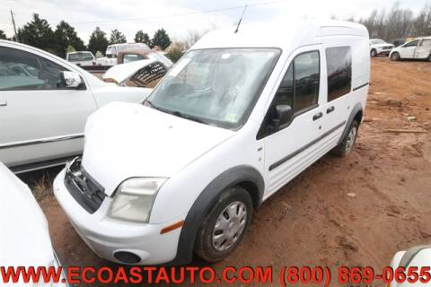 2010 Ford Transit Connect for sale at East Coast Auto Source Inc. in Bedford VA