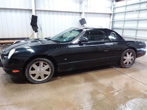 2003 Ford Thunderbird for sale at East Coast Auto Source Inc. in Bedford VA