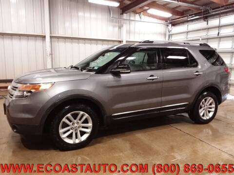 2013 Ford Explorer for sale at East Coast Auto Source Inc. in Bedford VA