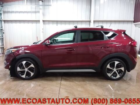 2017 Hyundai Tucson for sale at East Coast Auto Source Inc. in Bedford VA