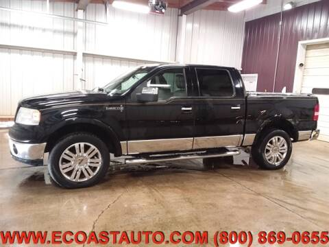 2006 Lincoln Mark LT for sale at East Coast Auto Source Inc. in Bedford VA
