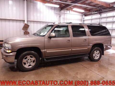 2004 Chevrolet Suburban for sale at East Coast Auto Source Inc. in Bedford VA