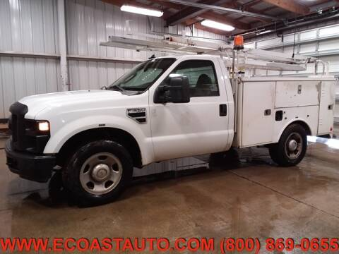 2008 Ford F-350 Super Duty for sale at East Coast Auto Source Inc. in Bedford VA