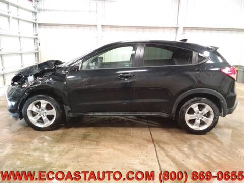 2016 Honda HR-V for sale at East Coast Auto Source Inc. in Bedford VA