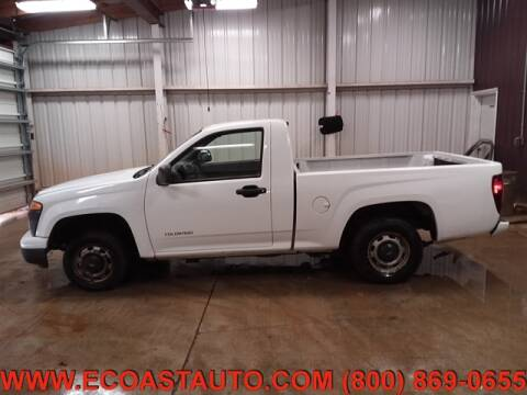 2004 Chevrolet Colorado for sale at East Coast Auto Source Inc. in Bedford VA