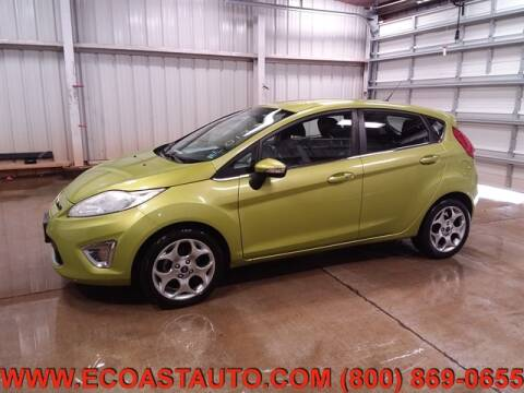 2011 Ford Fiesta for sale at East Coast Auto Source Inc. in Bedford VA