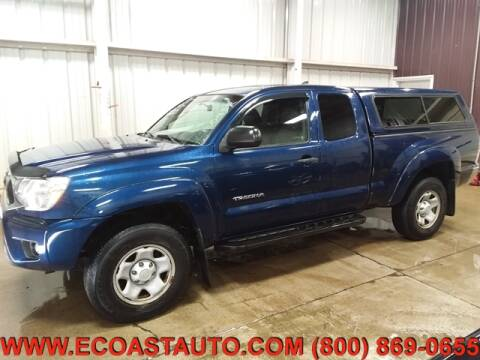 2014 Toyota Tacoma for sale at East Coast Auto Source Inc. in Bedford VA