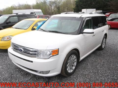 2012 Ford Flex for sale at East Coast Auto Source Inc. in Bedford VA