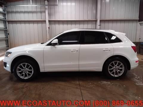 2012 Audi Q5 for sale at East Coast Auto Source Inc. in Bedford VA
