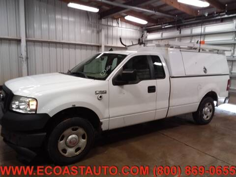 2008 Ford F-150 for sale at East Coast Auto Source Inc. in Bedford VA