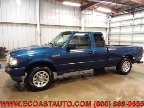 2010 Ford Ranger for sale at East Coast Auto Source Inc. in Bedford VA