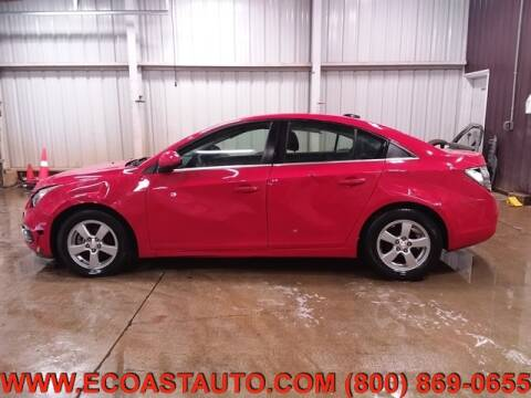 2016 Chevrolet Cruze Limited for sale at East Coast Auto Source Inc. in Bedford VA
