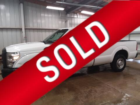 2013 Ford F-250 Super Duty for sale at East Coast Auto Source Inc. in Bedford VA