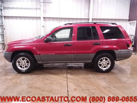 2002 Jeep Grand Cherokee for sale at East Coast Auto Source Inc. in Bedford VA