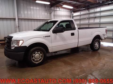 2014 Ford F-150 STX for sale at East Coast Auto Source Inc. in Bedford VA