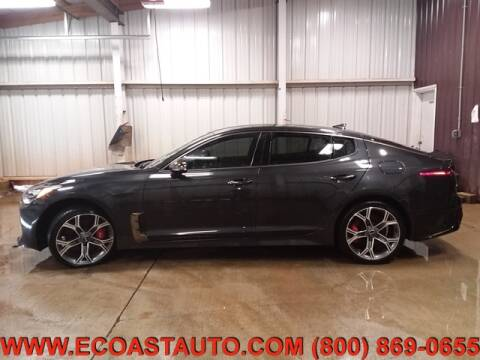 2019 Kia Stinger for sale at East Coast Auto Source Inc. in Bedford VA