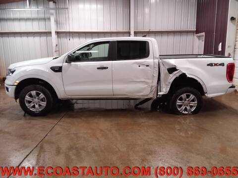 2019 Ford Ranger for sale at East Coast Auto Source Inc. in Bedford VA