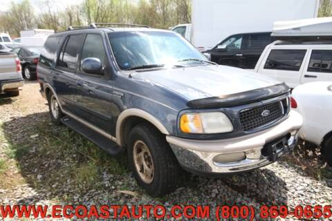 1998 Ford Expedition for sale at East Coast Auto Source Inc. in Bedford VA