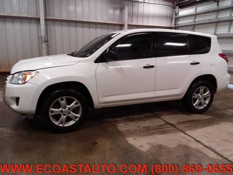 2010 Toyota RAV4 for sale at East Coast Auto Source Inc. in Bedford VA