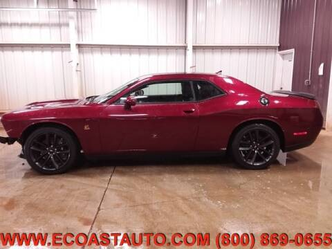 2019 Dodge Challenger for sale at East Coast Auto Source Inc. in Bedford VA