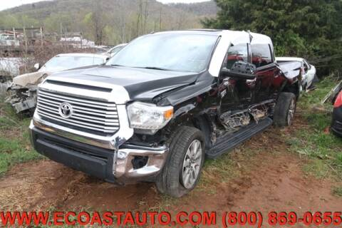 2014 Toyota Tundra for sale at East Coast Auto Source Inc. in Bedford VA
