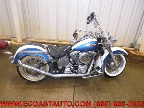2005 HARLEY DAV Softail De for sale at East Coast Auto Source Inc. in Bedford VA