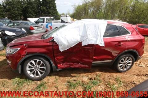 2016 Lincoln MKC for sale at East Coast Auto Source Inc. in Bedford VA