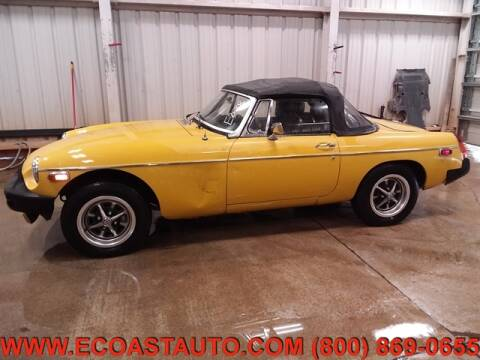 1978 MG MGB for sale at East Coast Auto Source Inc. in Bedford VA