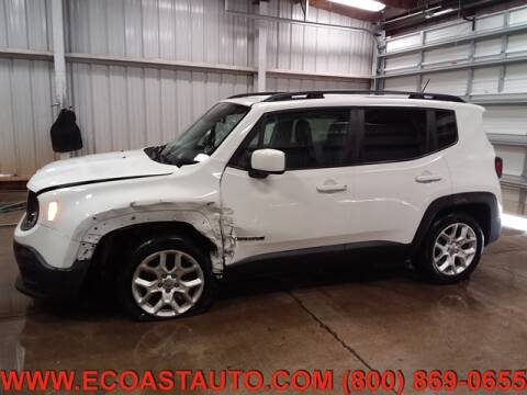 2017 Jeep Renegade for sale at East Coast Auto Source Inc. in Bedford VA