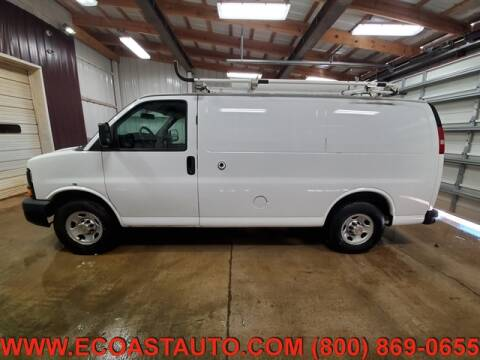 2013 Chevrolet Express Cargo for sale at East Coast Auto Source Inc. in Bedford VA