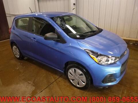 2017 Chevrolet Spark for sale at East Coast Auto Source Inc. in Bedford VA